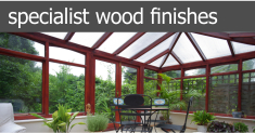 specialist wood finishes