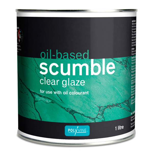 oil-based scumble