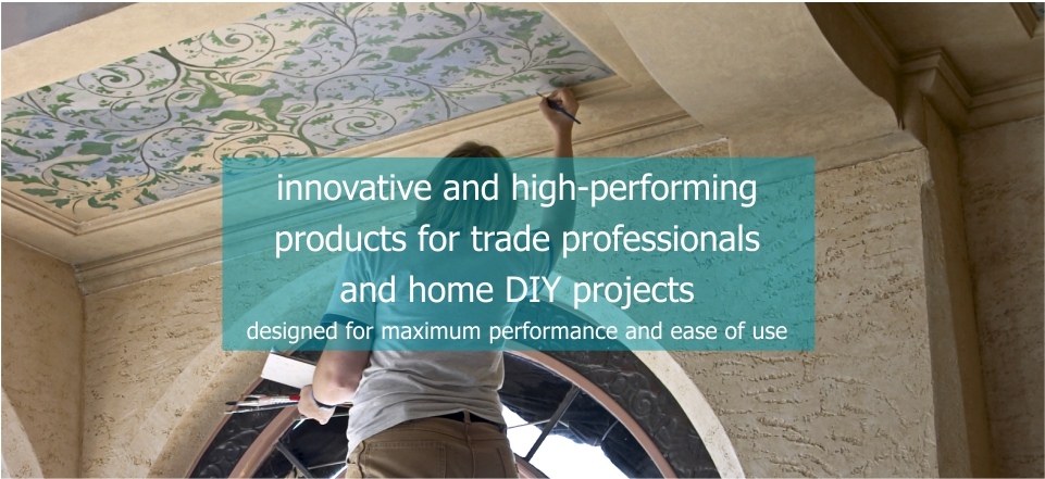 images/slideshows/home page/innovative and high-performing products for trade professionals and home DIY projects - decorative effects.jpg