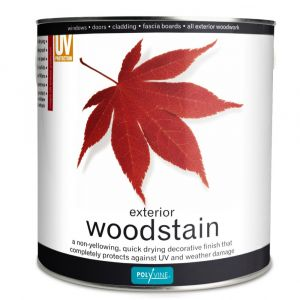 woodstain 2-5 litre