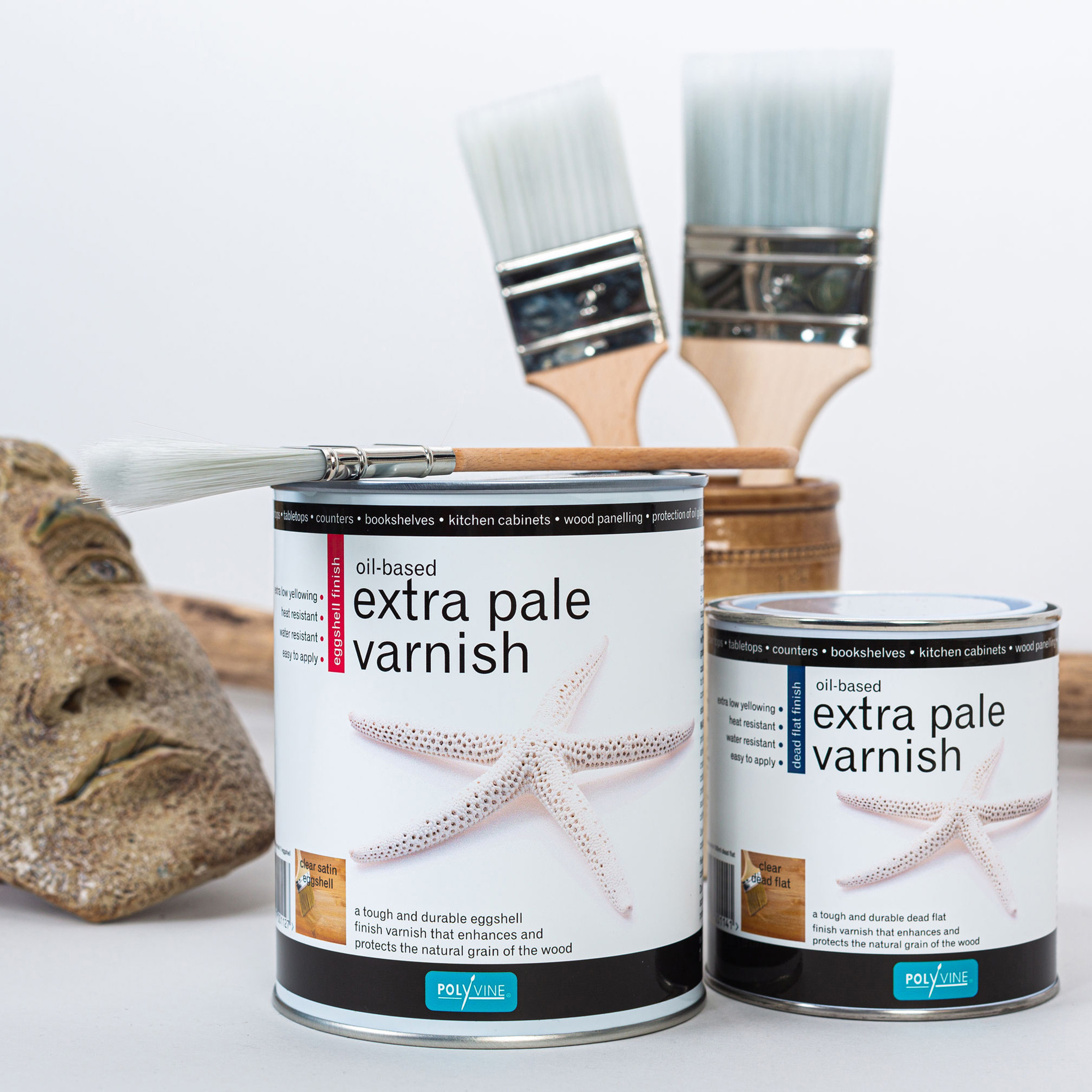 polyvine extra pale varnish